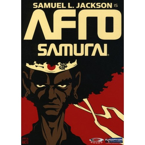 AFRO SAMURAI SEASON 1 (DVD/SPIKE VERSION)