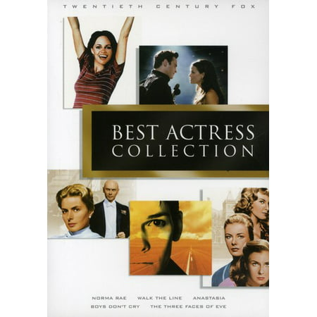 Best Actress Collection (DVD)