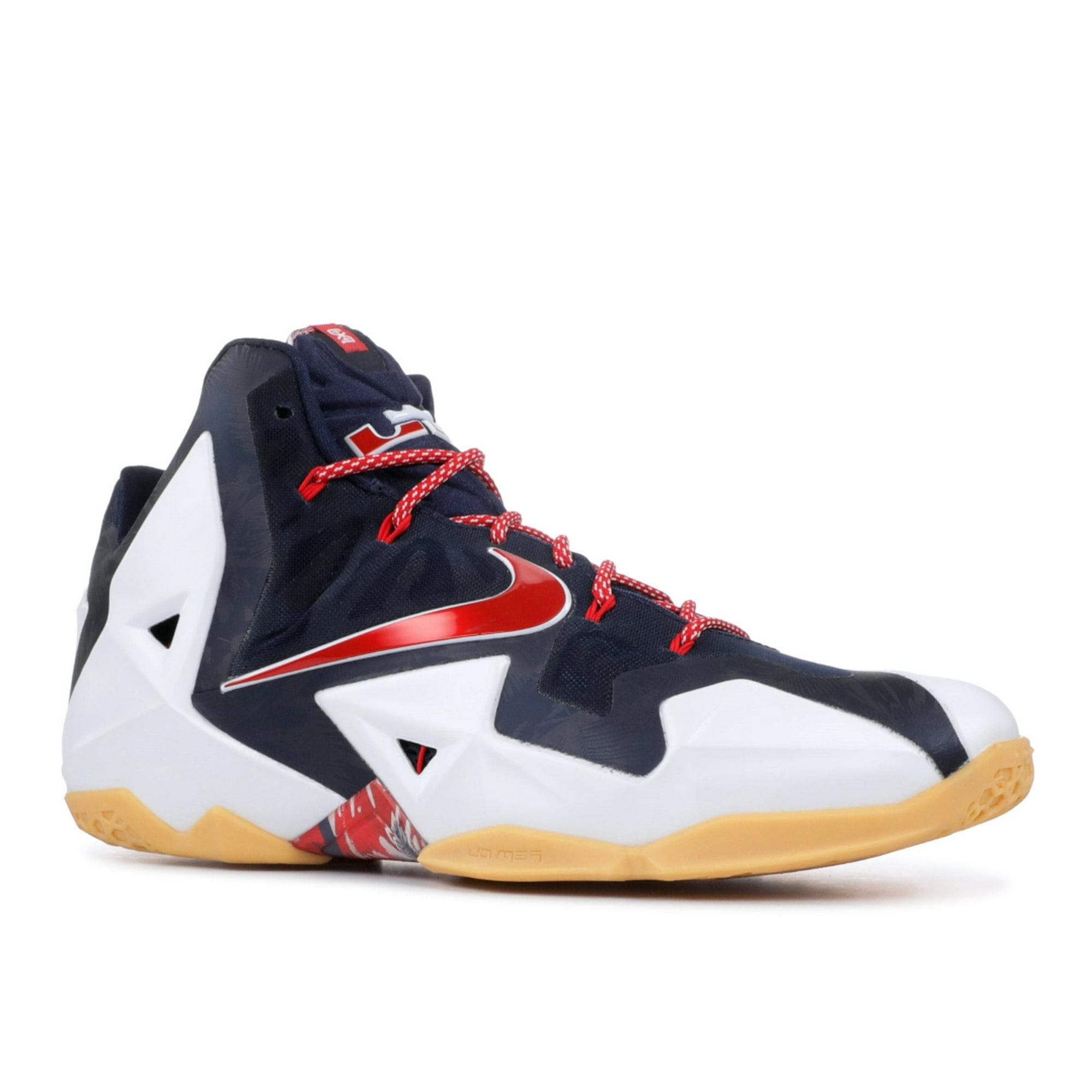 406602153604 Nike - Men - Lebron 11  Independence Day  - 616175-164 - Size 10 ...