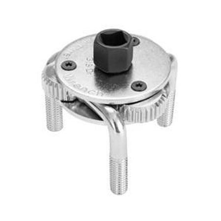 Hyper Tough Large Adjustable Oil Filter Wrench - Walmart com