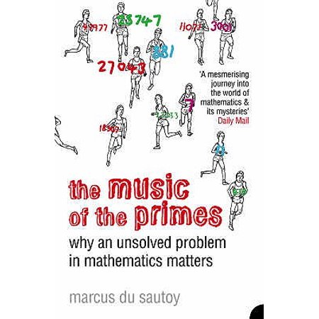 The Music of the Primes: Why an unsolved problem in mathematics matters (Math Cd)