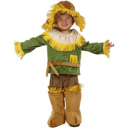 The Wizard of Oz Scarecrow Infant Halloween Costume, 6-12 Months - Scarecrow Makeup Halloween