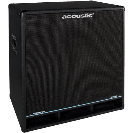 Image of Acoustic BN410 800W 4x10 Bass Speaker Cabinet