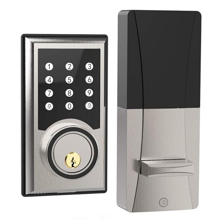 Turbolock Tl 201 Electronic Keypad Deadbolt Keyless Entry