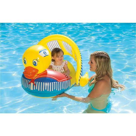 Poolmaster Duck Baby Rider - Duck Baby