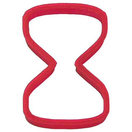 Hourglass Plast-Clusive Cookie Cutter 3.5