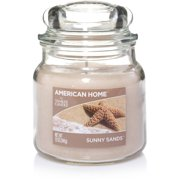 American Home by Yankee Candle Sunny Sands, 12 oz Medium Jar