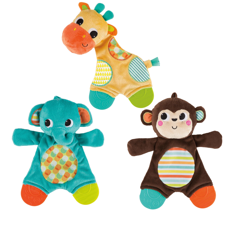 Bright Starts Snuggle & Teethe Toy