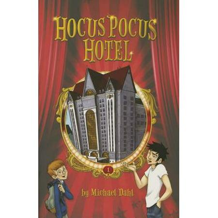 Hocus Pocus Hotel - Mary Sanderson Hocus Pocus