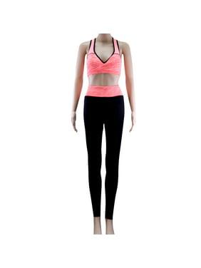 68916d05d4e93 Product Image Women's High Waist Yoga Pants, Tummy Control Workout Running  4 Way Stretch Yoga Leggings Orange