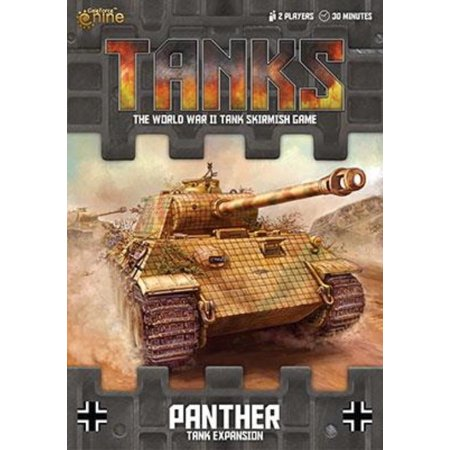 Tank Expansion   Panther Mint New
