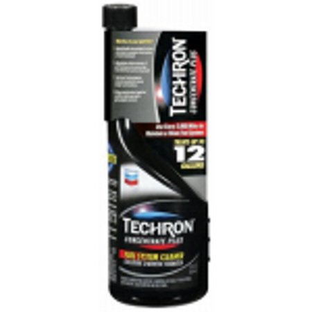 Chevron Techron 12 Oz Fuel System Cleaner Concentrate