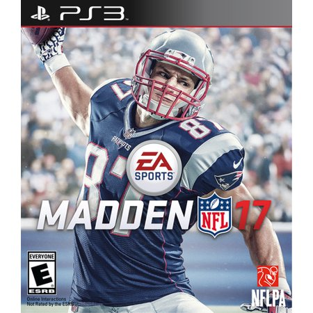 Madden NFL 17, Electronic Arts, PlayStation 3,