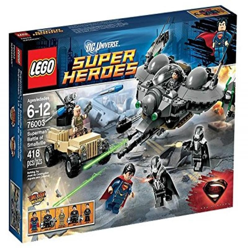 Lego Super Heroes® Superman Battle of Smallville w/ Minif...