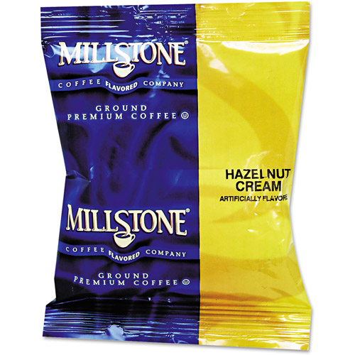 Millstone Hazelnut Cream Gourmet Coffee, 24ct