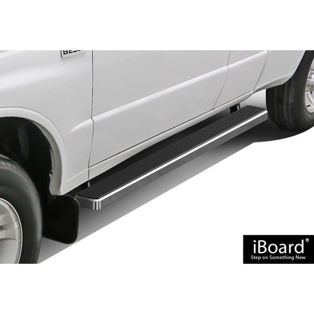 iBoard Running Board For Ford Ranger Extended Cab 2 Full + 2 Suicide Doors