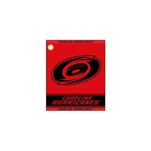 Team Golf 13480 Carolina Hurricanes NHL Woven Team Logo Golf Towel