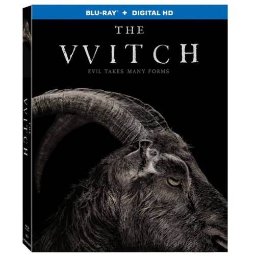 The Witch (Blu-ray + Digital HD) (With INSTAWATCH)