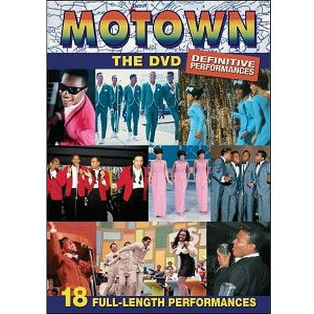 Motown: The DVD (DVD)