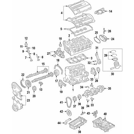 Audi Timing Belt, Timing Belt for Audi