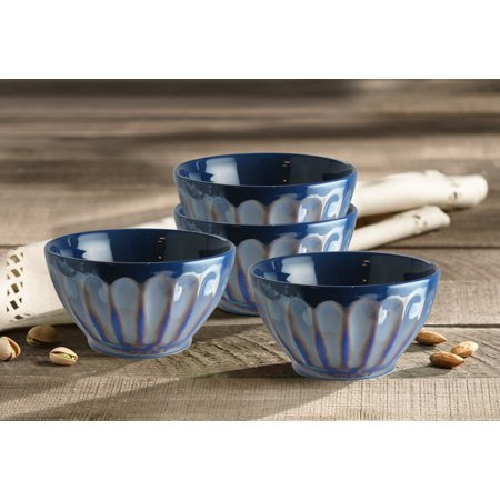 Better Homes & Gardens Dara Ice Cream Bowls Set of 4