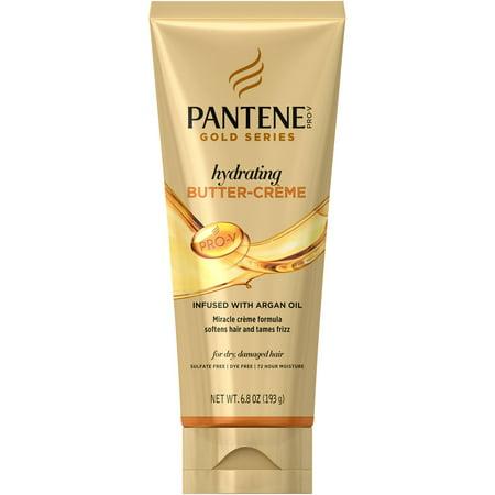 Pantene Pro-V Gold Series Hydrating Butter-Creme, 6.8 oz