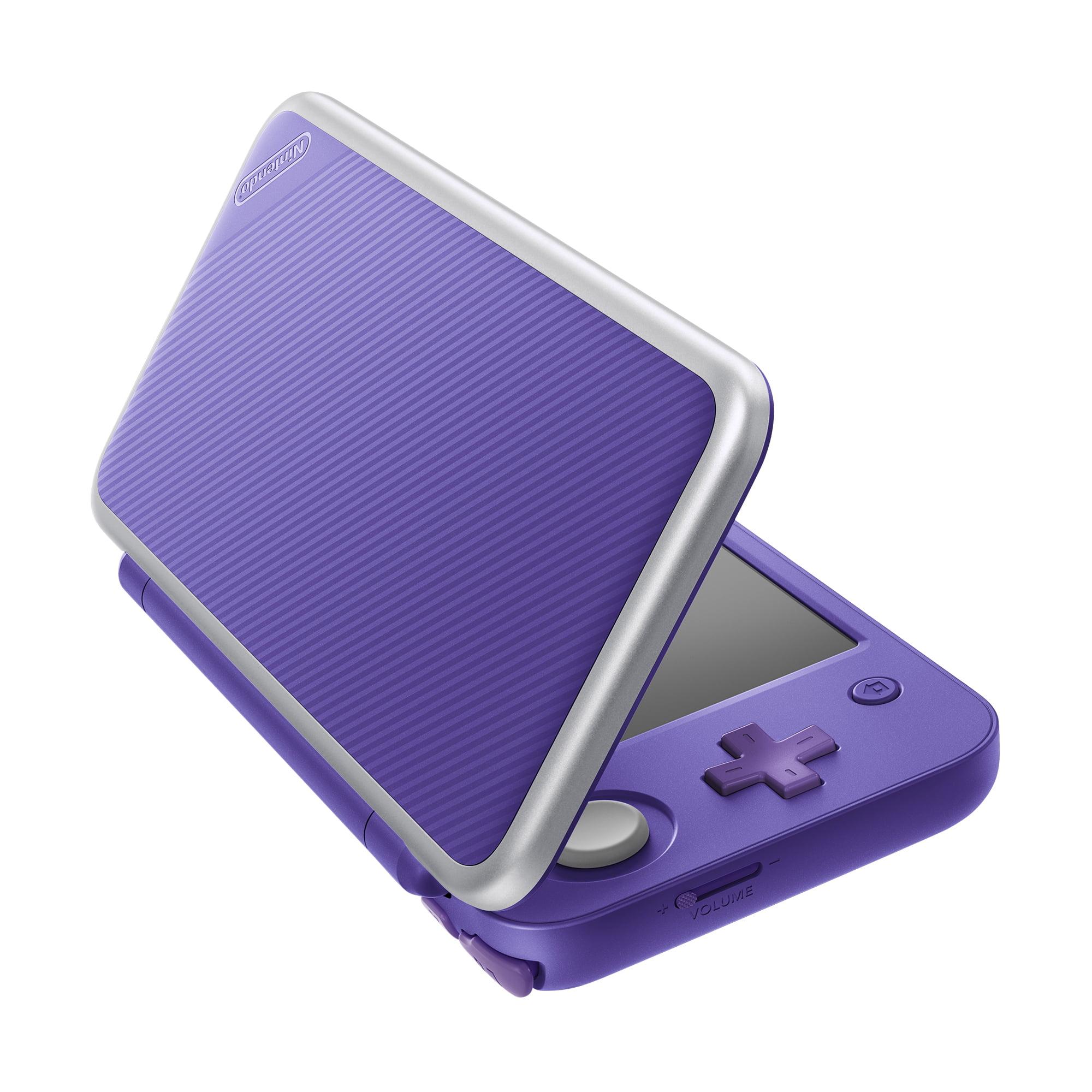 New Nintendo 2ds Xl System W Mario Kart 7 Pre Installed Purple