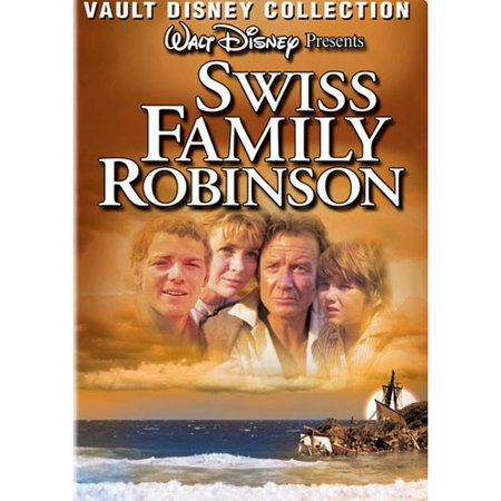 Disney Adult Movie (Swiss Family Robinson (Vault Disney Collection))