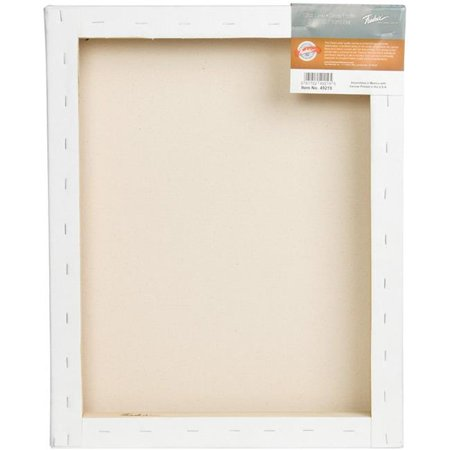 Fredrix T49208 24 in. x 24 in. Stretched Canvas Deep Bar 2.25 in. Pack Of 2