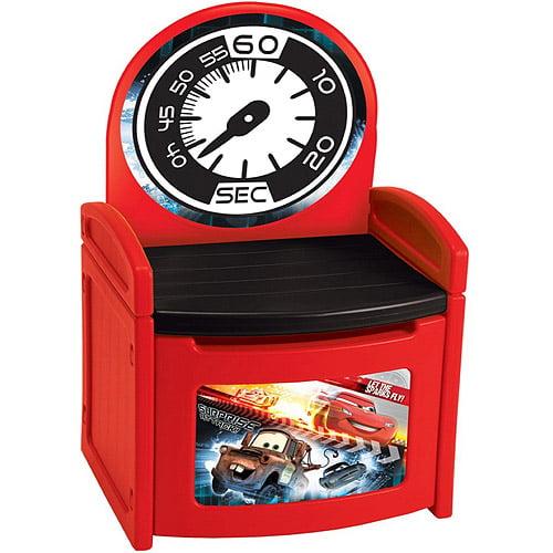 Disney Cars Maximum Velocity Sit n Store Chair