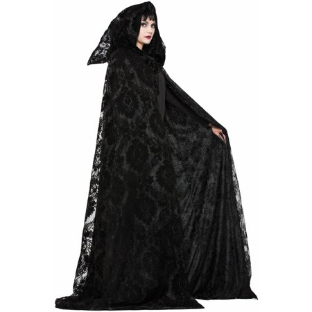 Witch & Wizard Midnight Cloak](Black Cloaks)