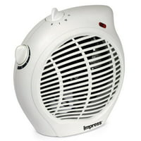 Impress 1500-Watt Compact Fan Heater