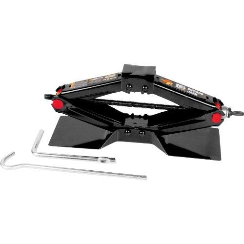 Performance Tool 1-1/2 Ton Scissor Jack (W1600)