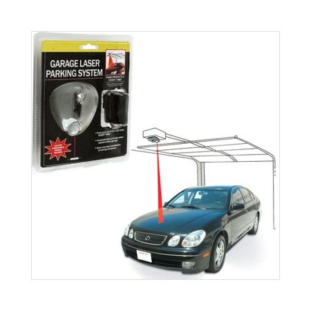 Trademark global garage laser parking system for Garage llacer miribel