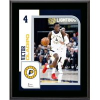 """Victor Oladipo Indiana Pacers 10.5"""" x 13"""" Sublimated Player Plaque"""