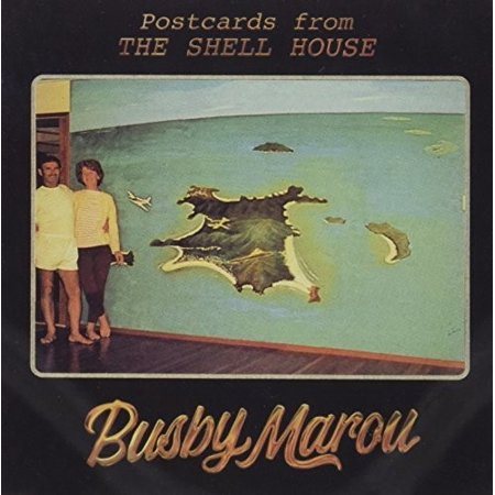 Postcards From The Shell House (CD)