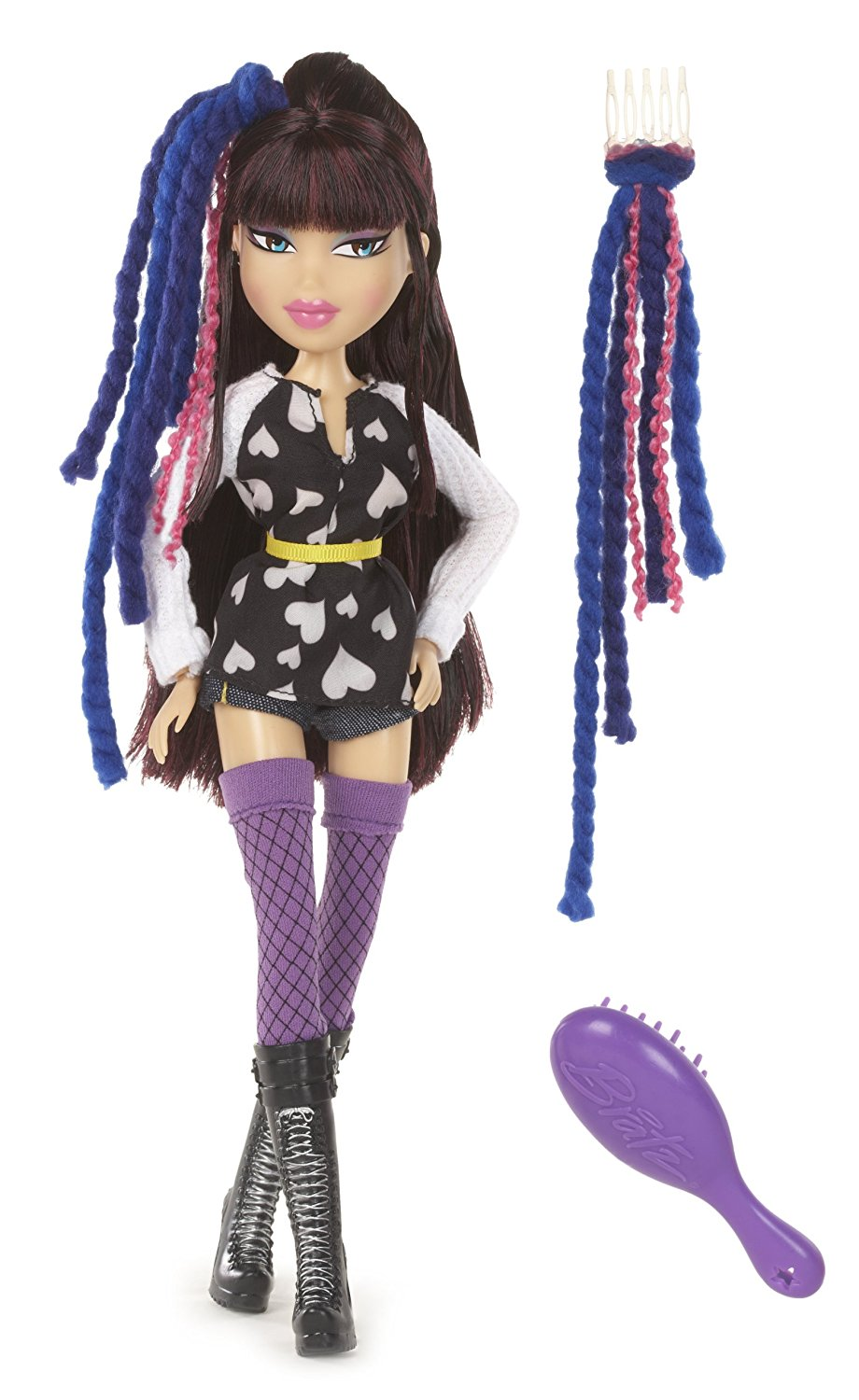 Twisty Style Doll Jade, Only Bratz can unleash their passion for hair styles by creating... by