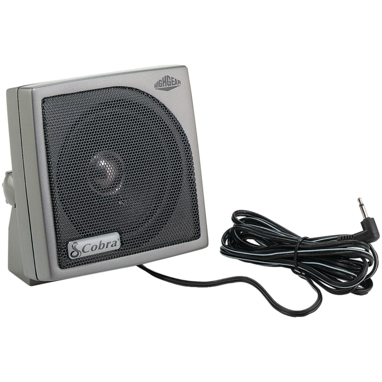 Cobra HighGear Noise Canceling External Speaker With Built ...