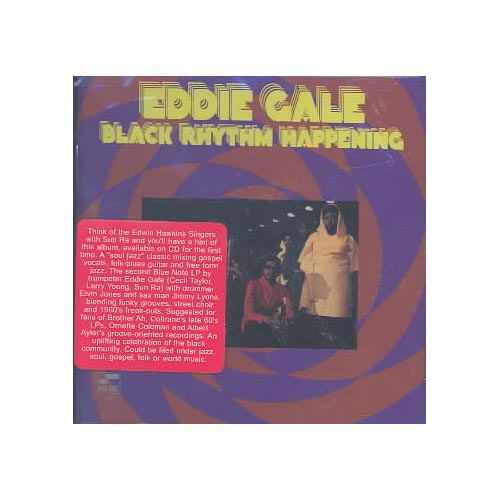 Personnel: Eddie Gale (trumpet); Roland Alexander (soprano saxophone, flute); Jimmy Lyons (alto saxophone); Russell Lyle (tenor saxophone, flute); Judah Samuel, Henry Pearson (bass); Elvin Jones (drums); John Robinson (African drums); Noble Gale Singers.<BR>Originally released on Blue Note Records. Includes liner notes by Ed Williams.