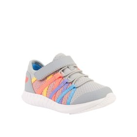 Vans VN 0A32R3UJ0: Boys SK8 HI Zip Metallic Glitter Silver Sneakers (7 M US Toddler)
