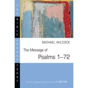 The Message of Psalms 1–72 - eBook
