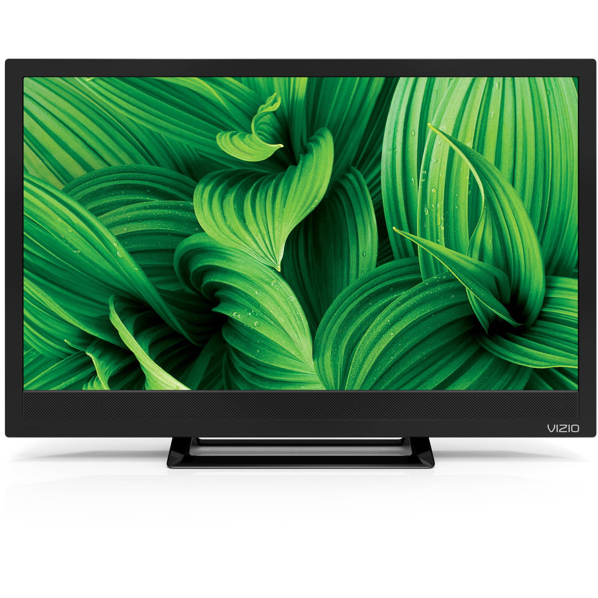 """Refurbished Vizio 24"""" Class HD (720P) LED TV (D24hn-E1) by VIZIO"""