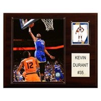 """C & I Collectables NBA 12"""" x 15"""" Kevin Durant Golden State Warriors Player Plaque"""