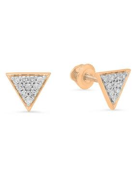 a1e359084 Diamond Earrings - Walmart.com