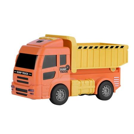 1pc Mini Truck Toy, Mini Car Model Toy Sensor Truck Early Learning Preschool Funny Toys Kids Gift
