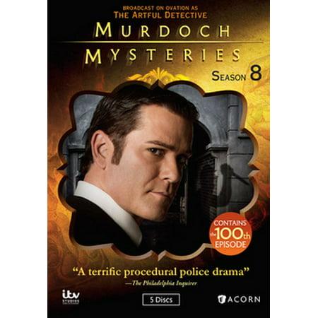 Murdoch Mysteries: Series 8 (DVD)