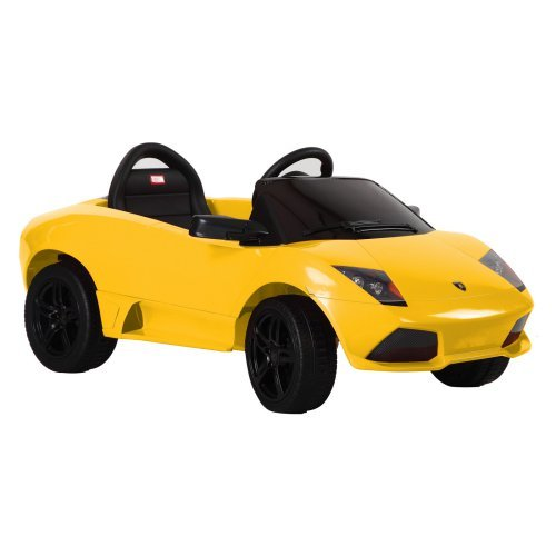 Vroom Rider Lamborghini Murcielago LP 640-4 Rastar Battery Powered Riding Toy