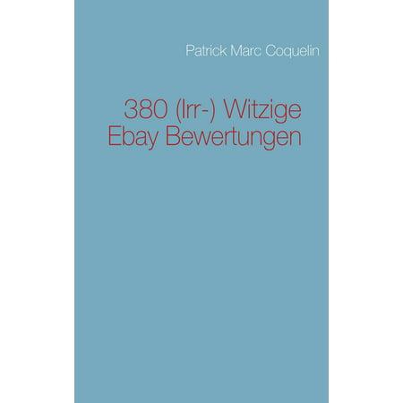 380 (Irr-) Witzige Ebay Bewertungen - eBook (Silikon-armband Bewertungen)