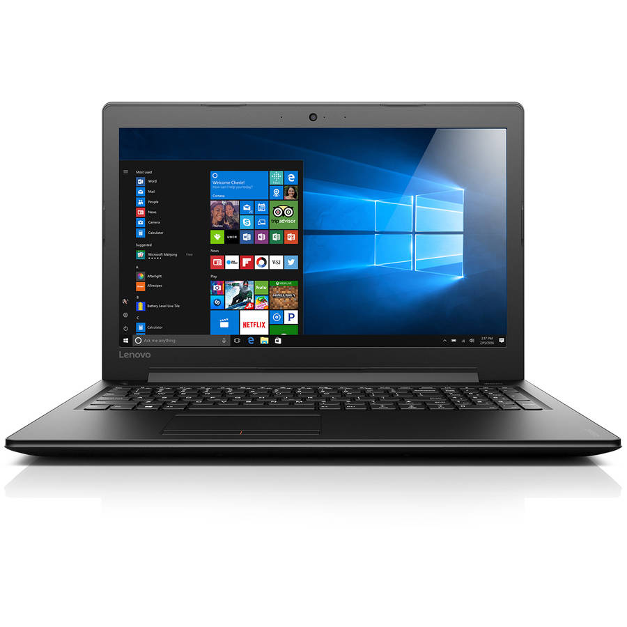 "Lenovo ideapad 310 15.6"" Laptop, Windows 10, AMD A10-9600P Processor, 12GB RAM, 1TB Hard Drive"