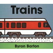 Trains (Board Book)